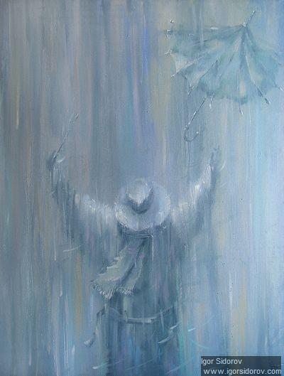 Дирижер дождя. Современная живопись