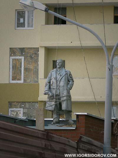 Владимир Ильич Ленин-Ульянов