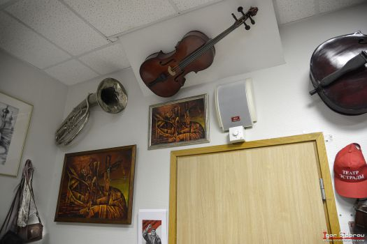 Фрагмент моего кабинета