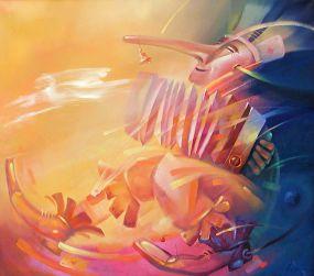 Картина Джокер. Современное искусство
