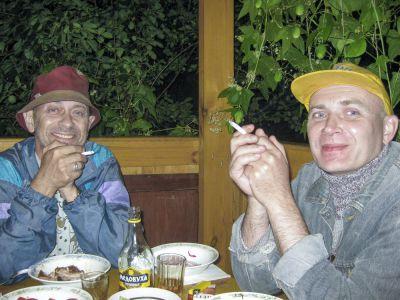 Владимир Сизов и Игорь Сидоров